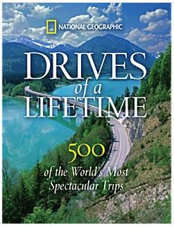 "Mentioned in National Geographic's ""Drives of a Lifetime"""