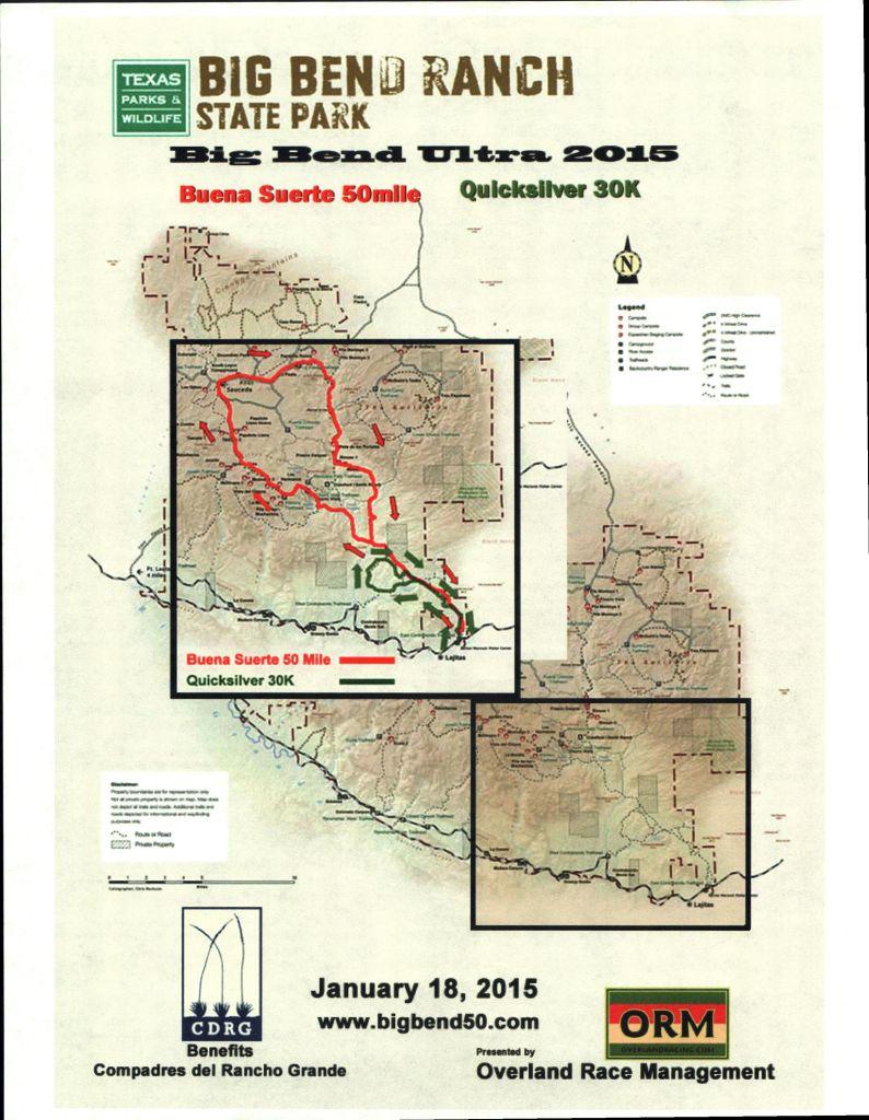Bueno Suerte 50 Mile Run (page 1 of 4)
