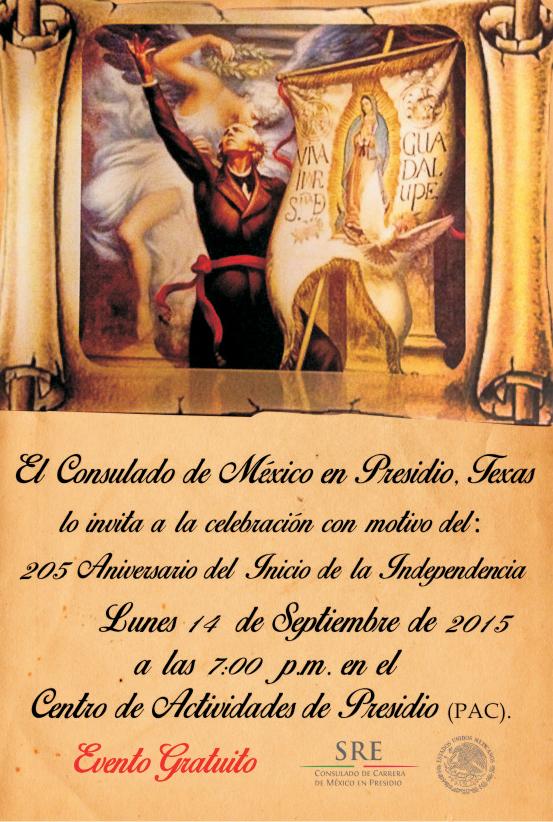 CONSULADO Poster