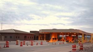 Presidio Port of Entry