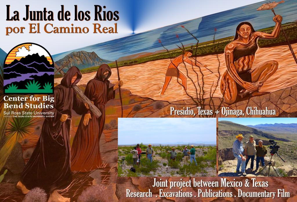 proyecto La Junta de los Rios por El Camino Real project copy